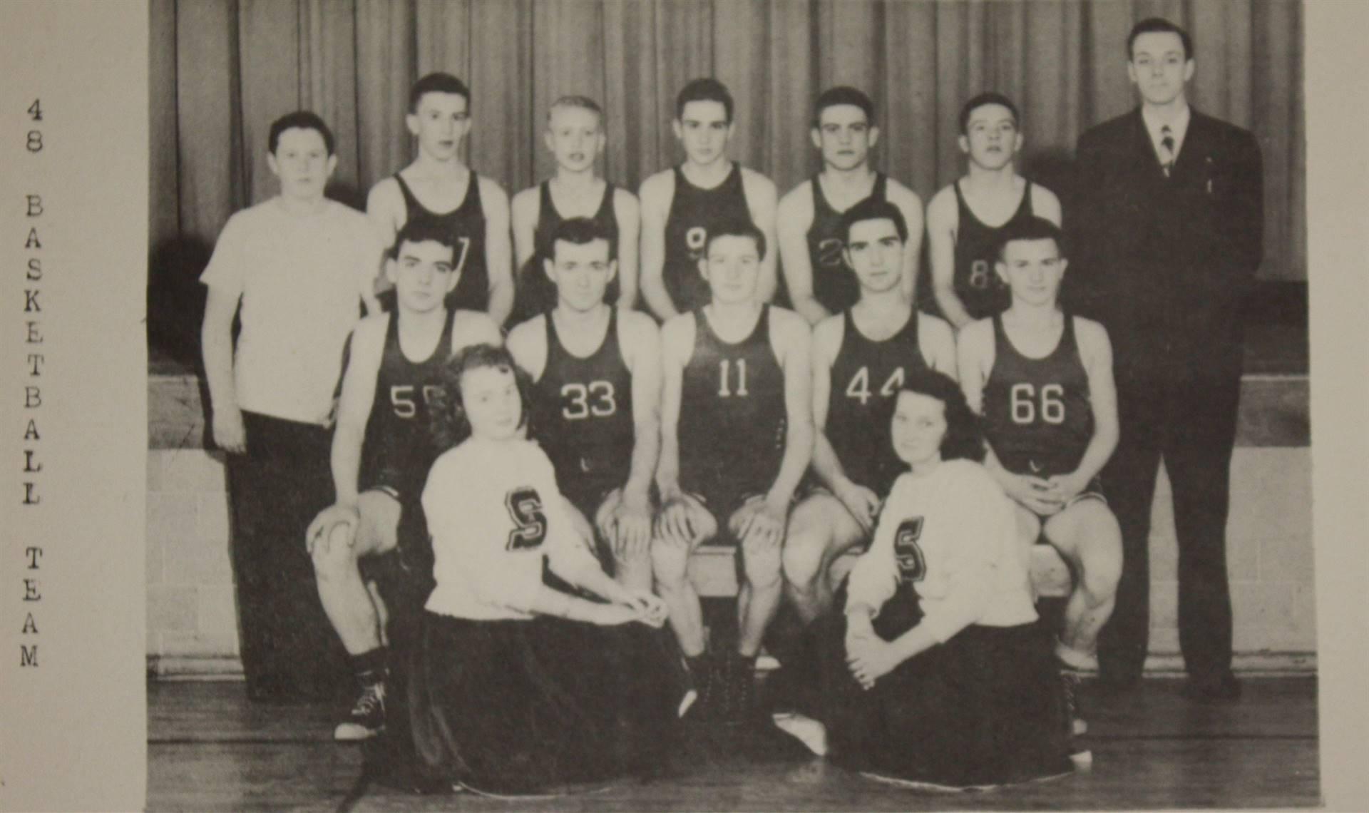 1948 Basketball