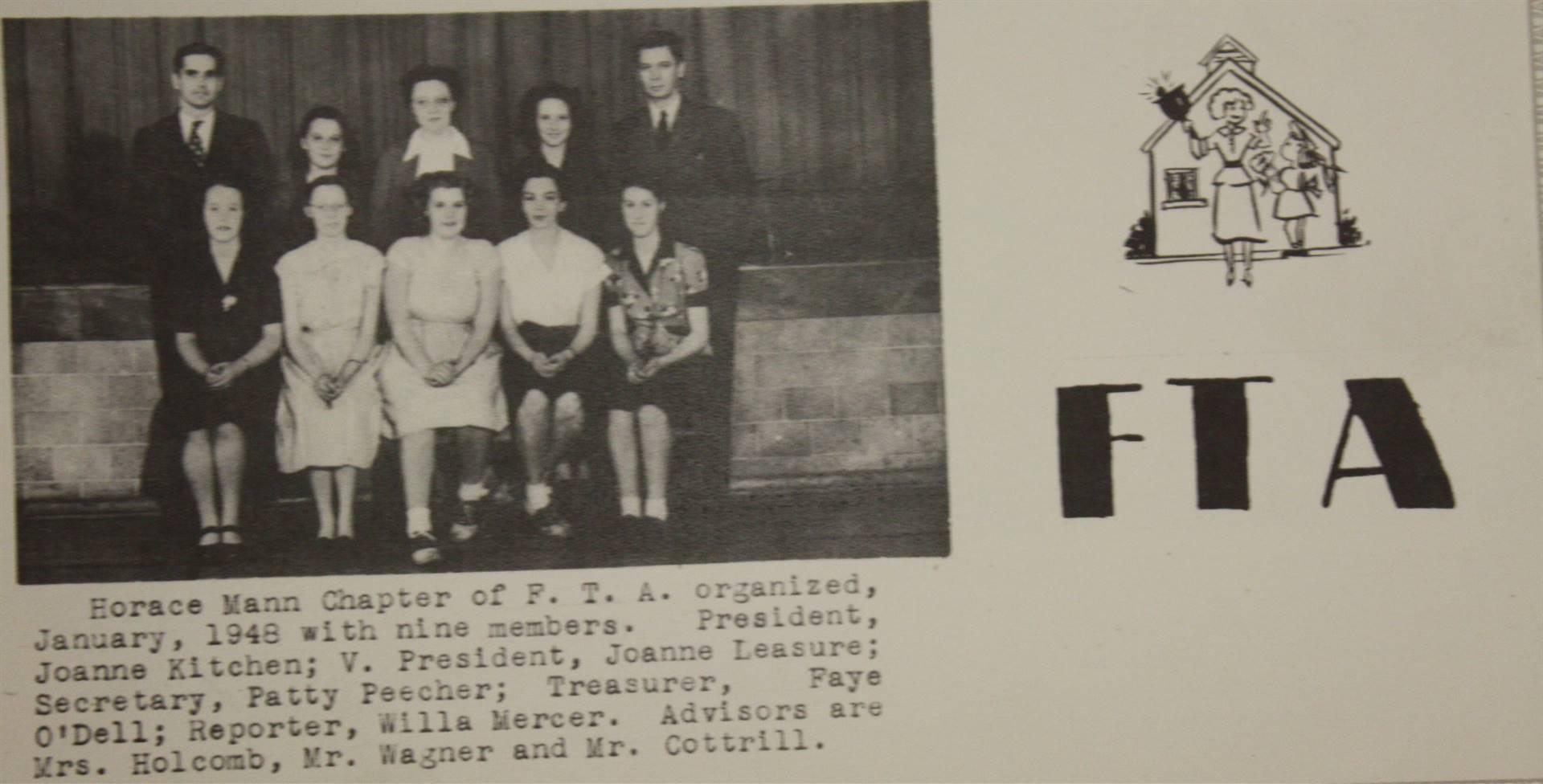1948 FTA