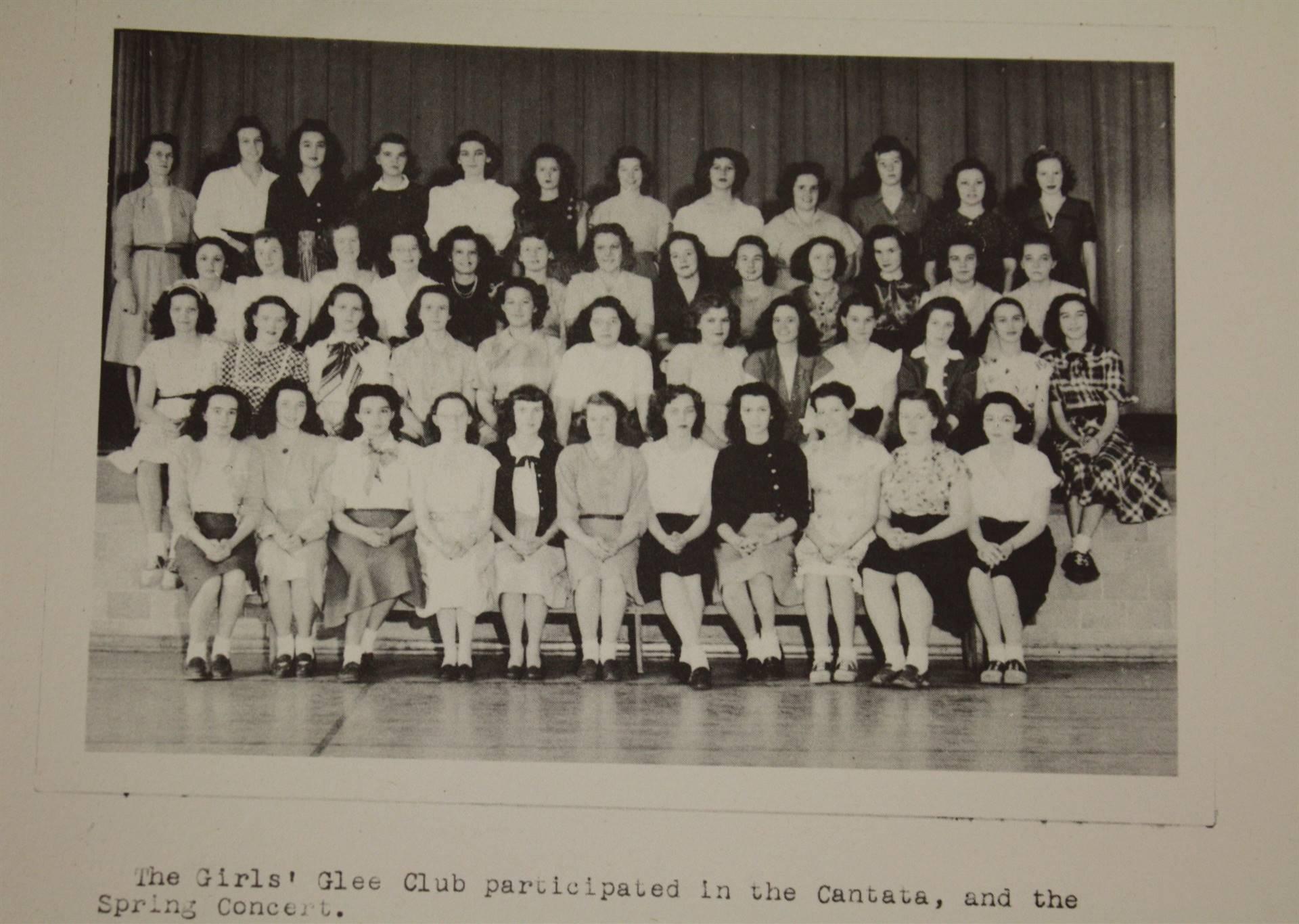 1948 Glee Club
