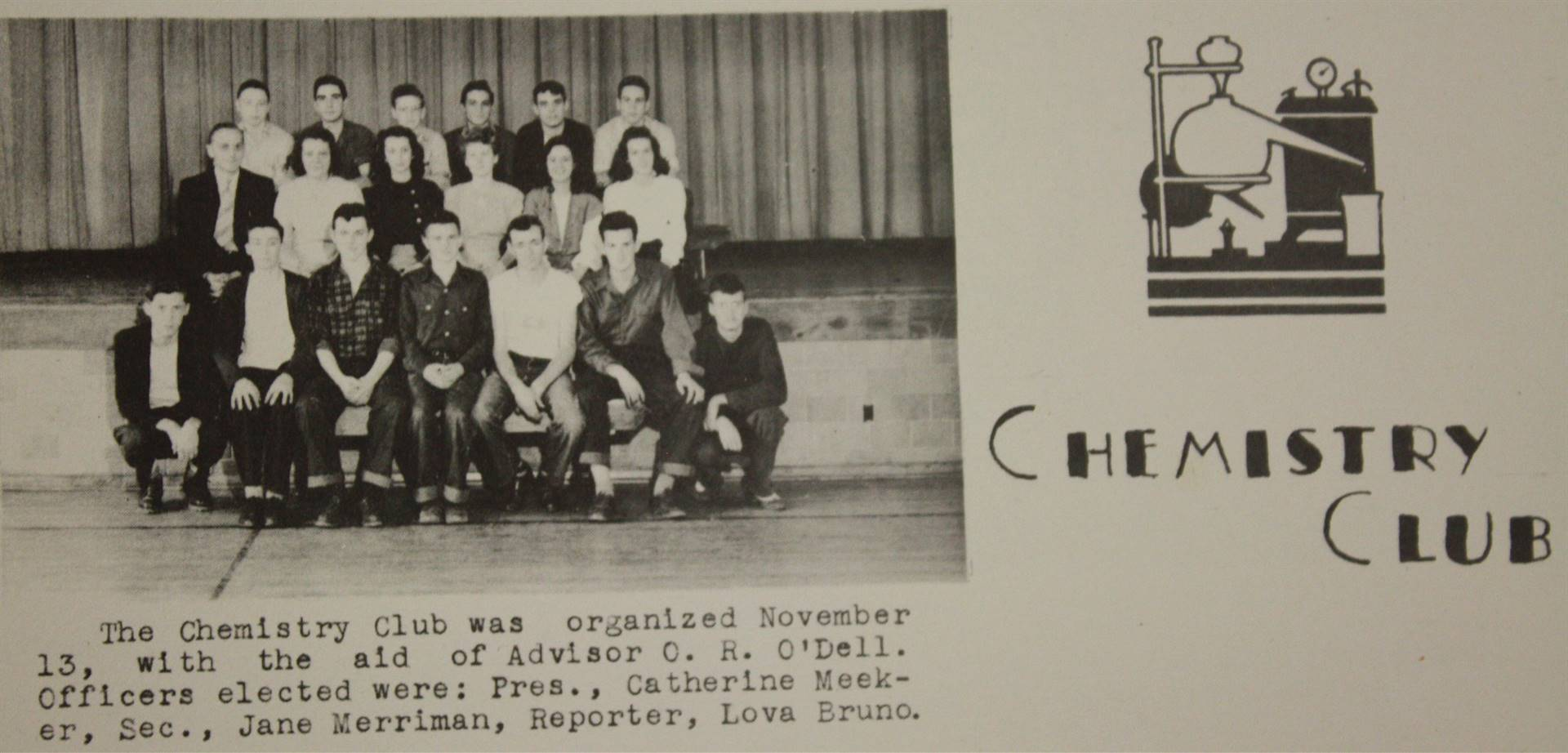 1948 Chemistry Club