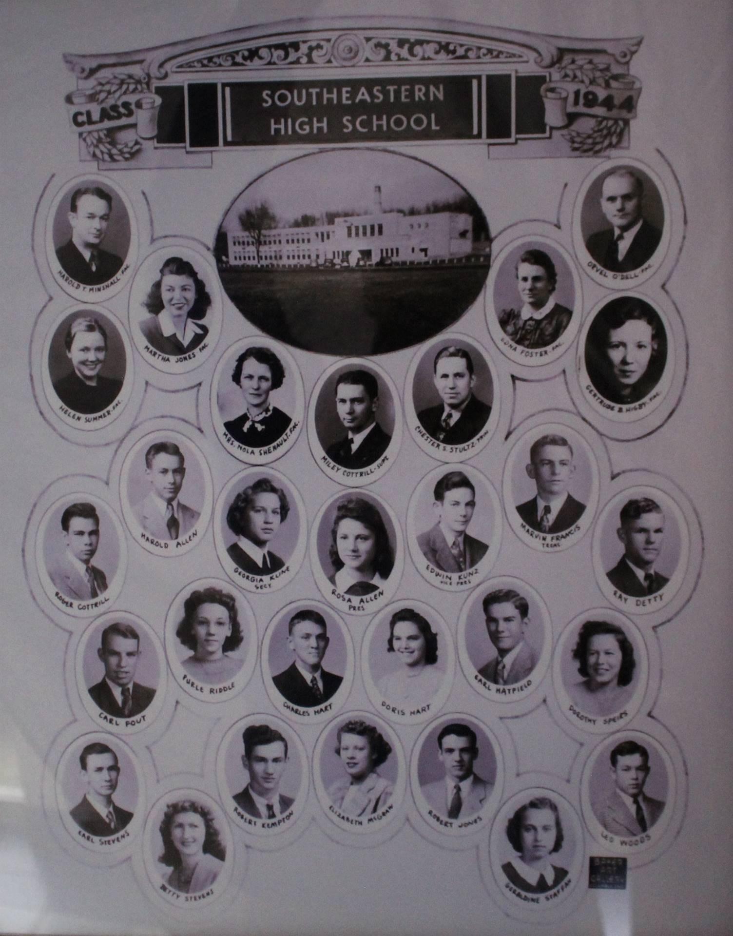 Class of 1944