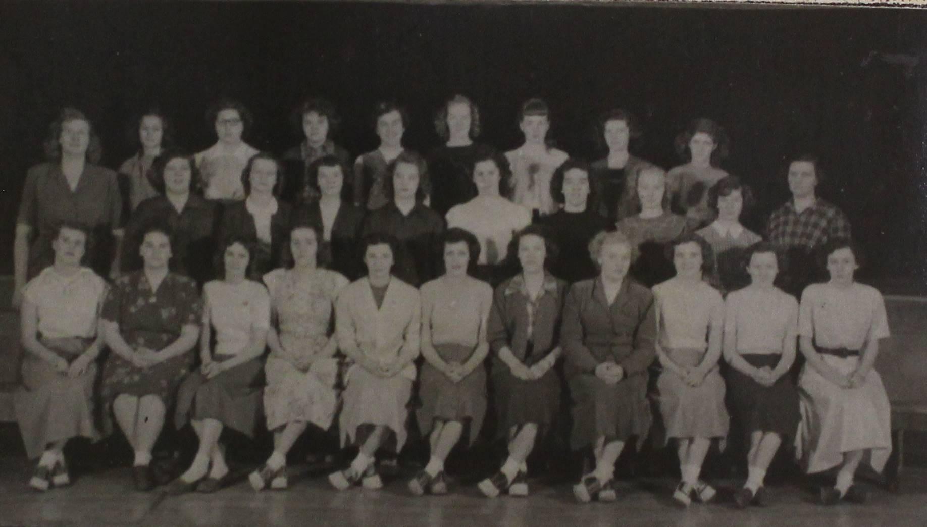 1950 FHA