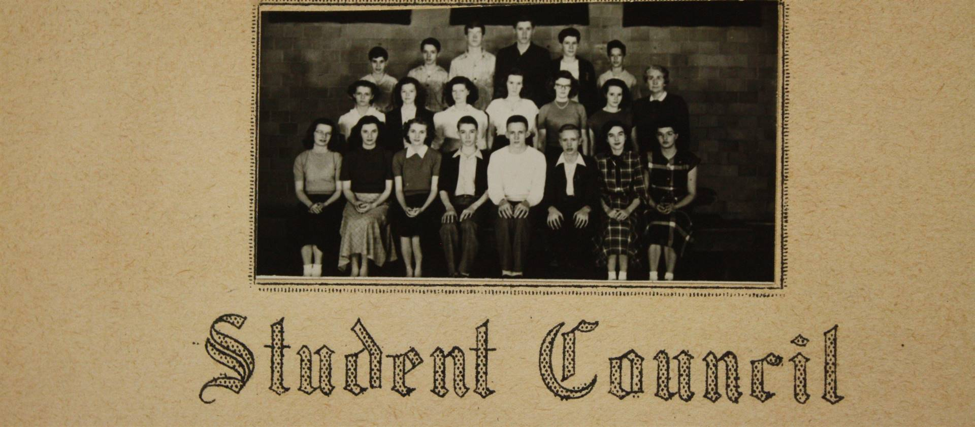 1949 Student Council