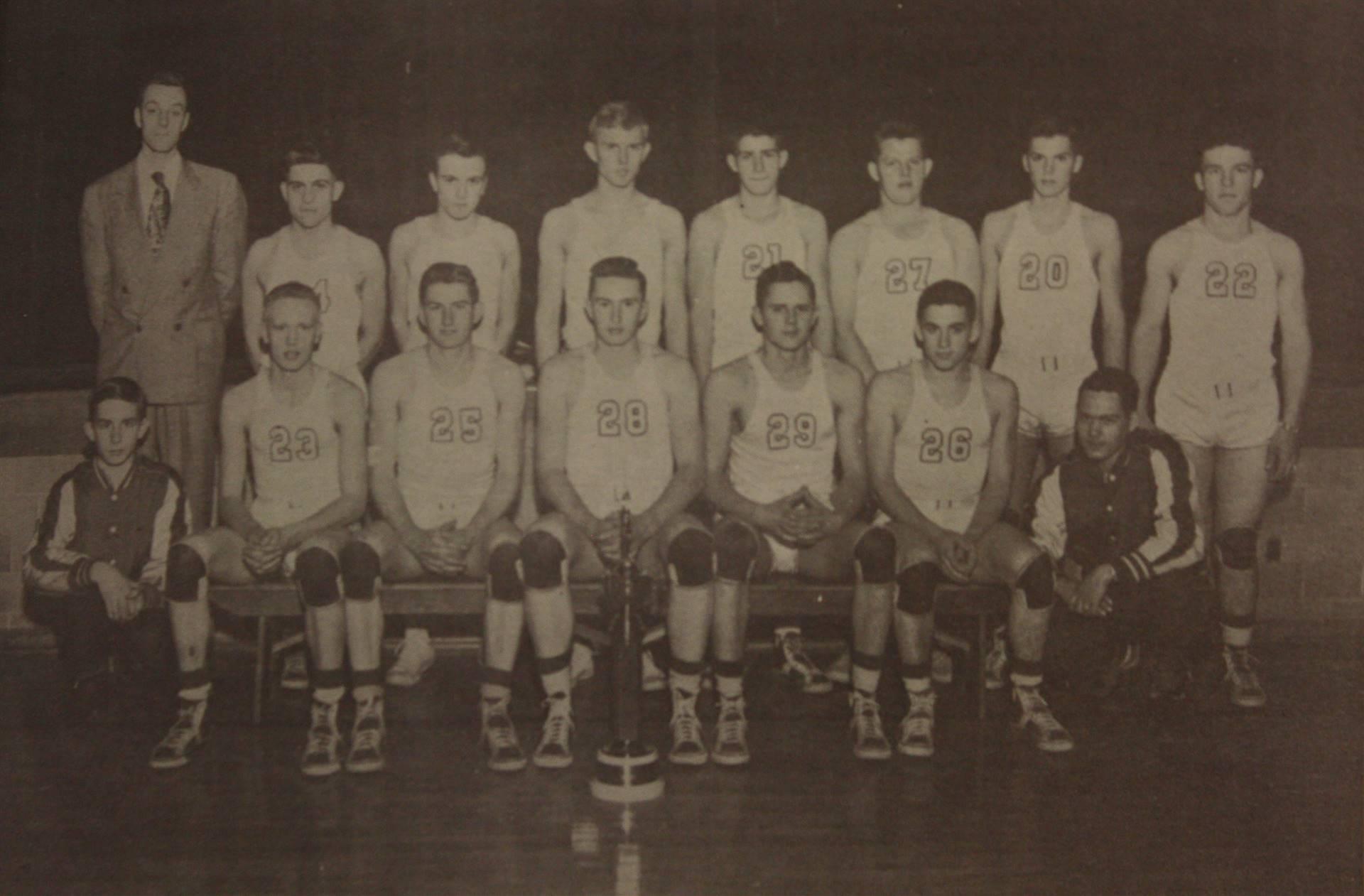1951 Boys Sports
