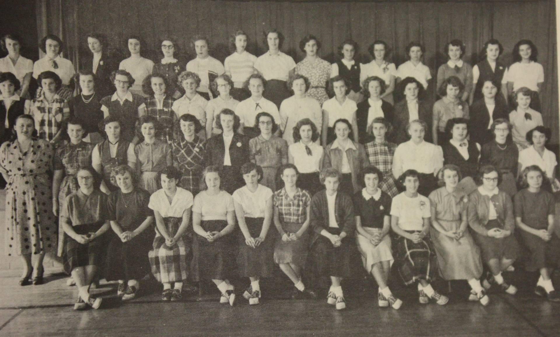 1952 Band News