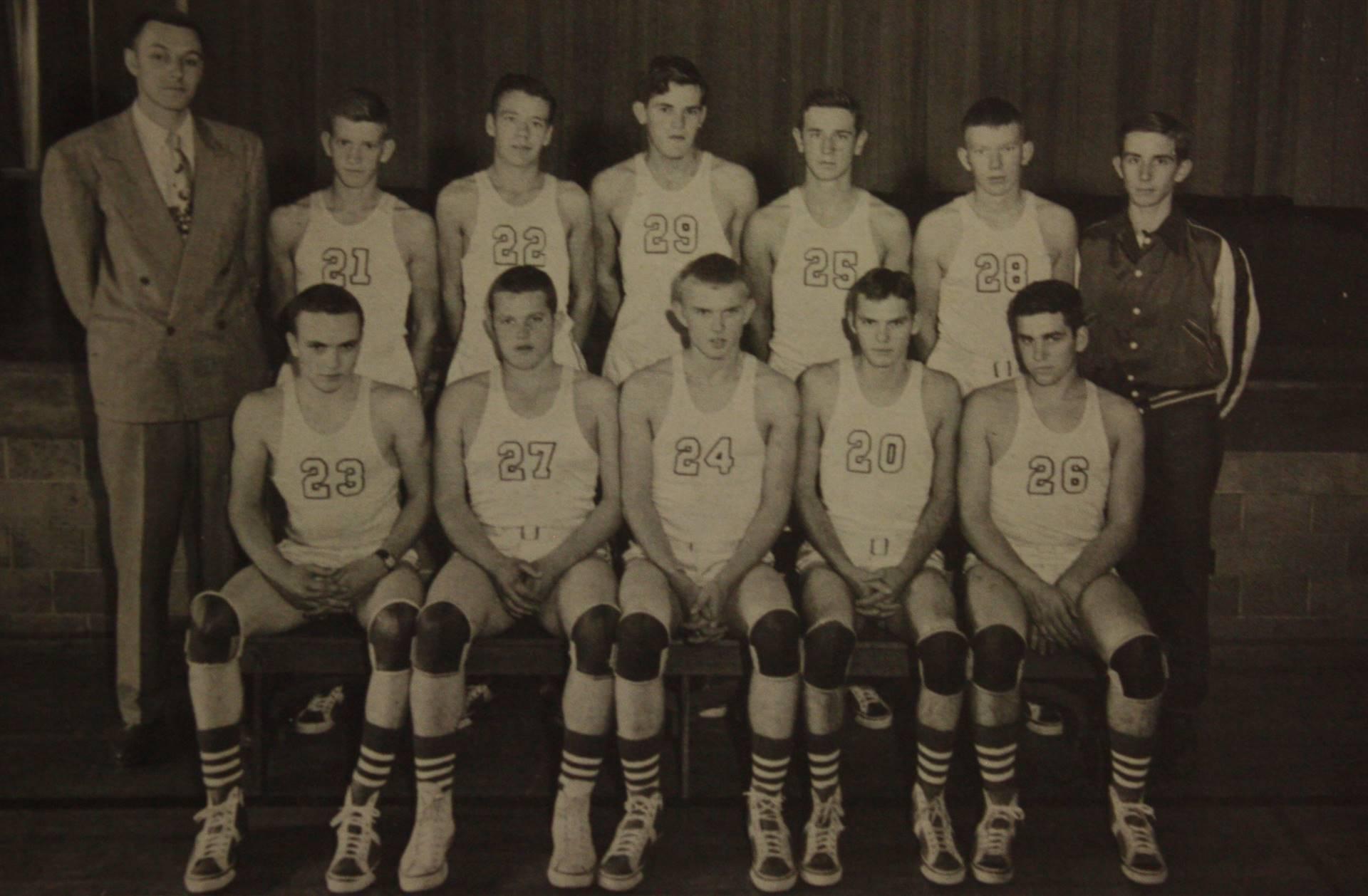 1952 Boy's Sports