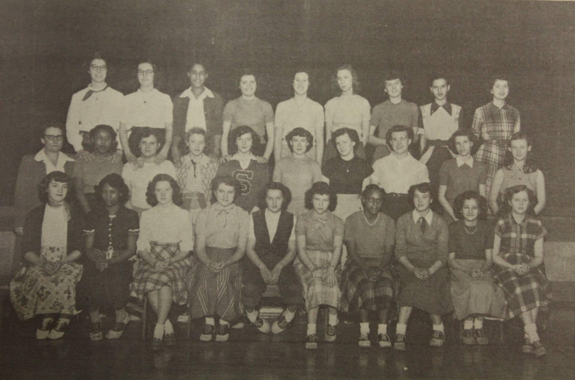 1951 Girls Sports