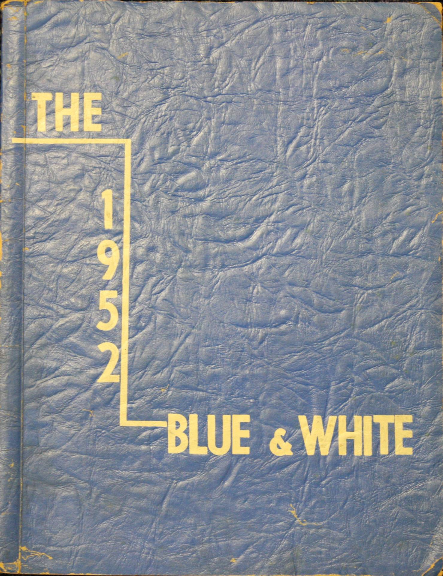 1952 Title Page