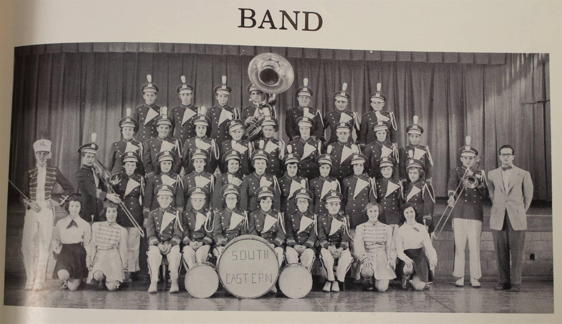 1954 Band