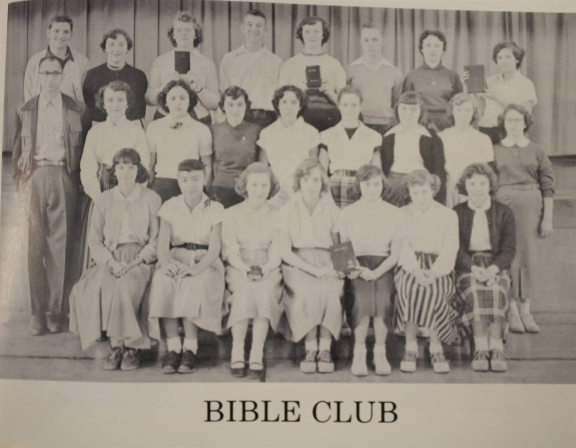 1954 Bible Club