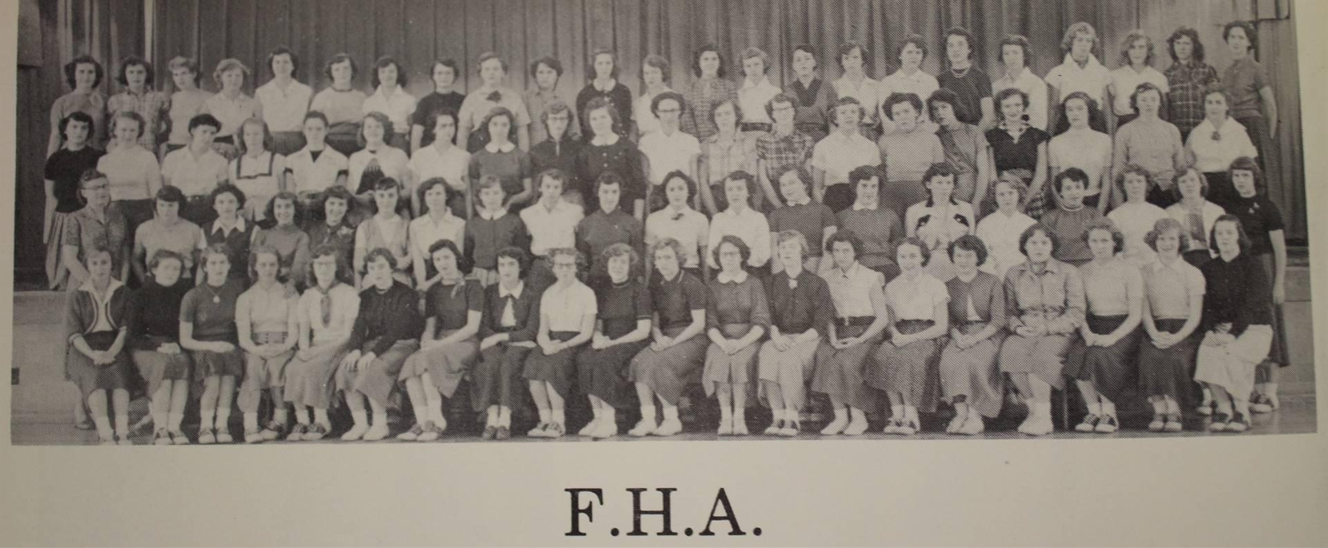 1954 FHA