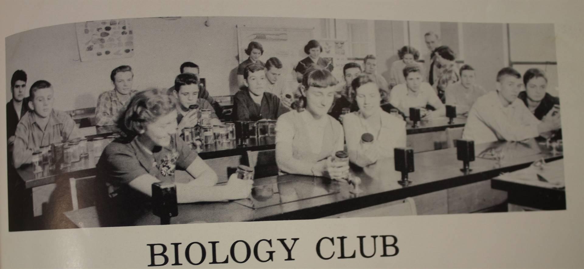 1954 Biology Club