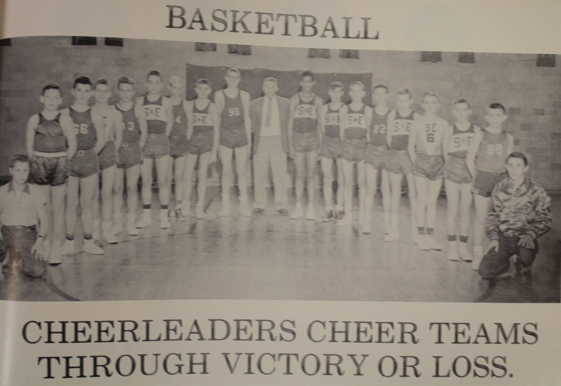 1954 Basketball