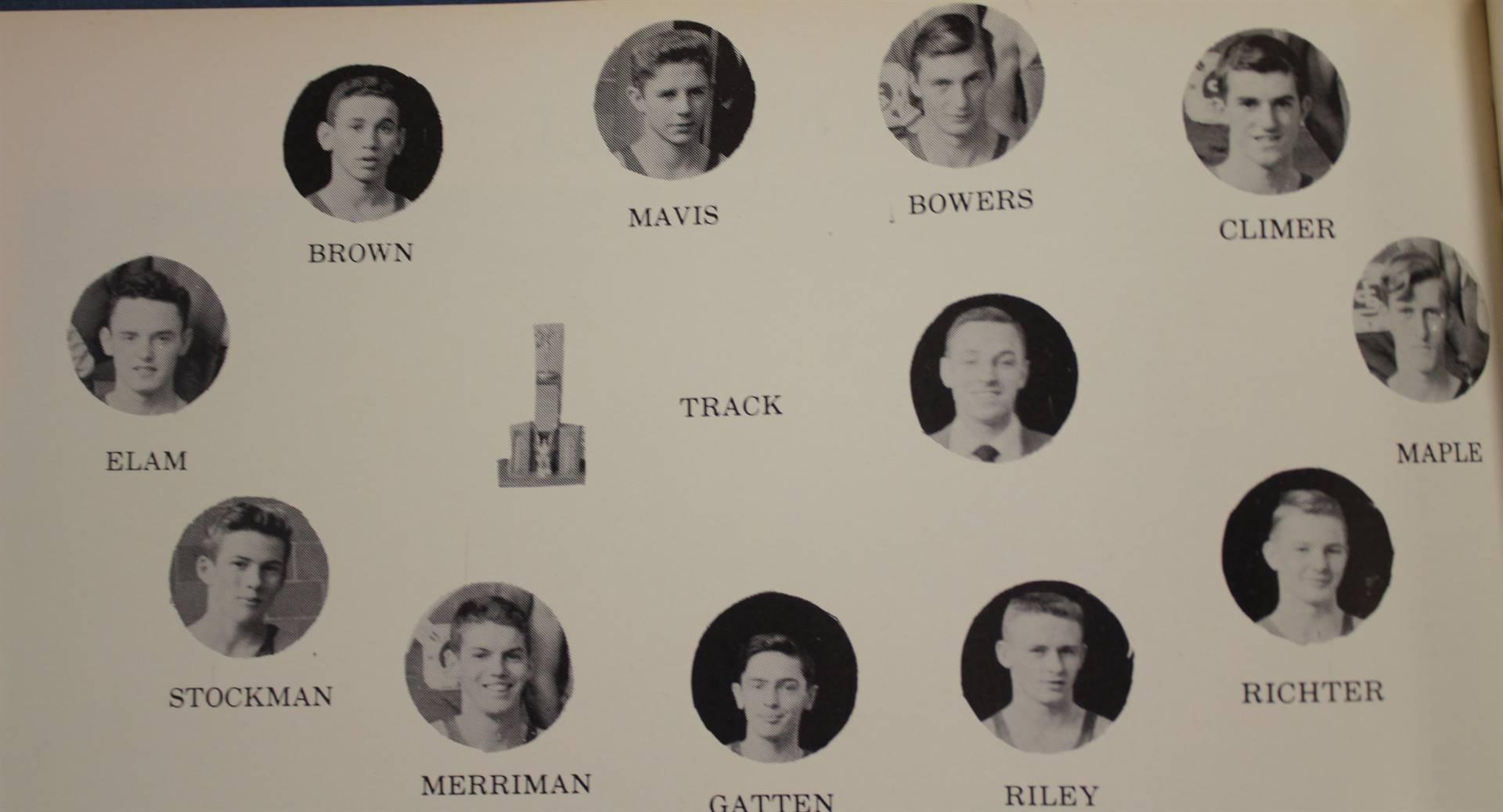 1954 Track