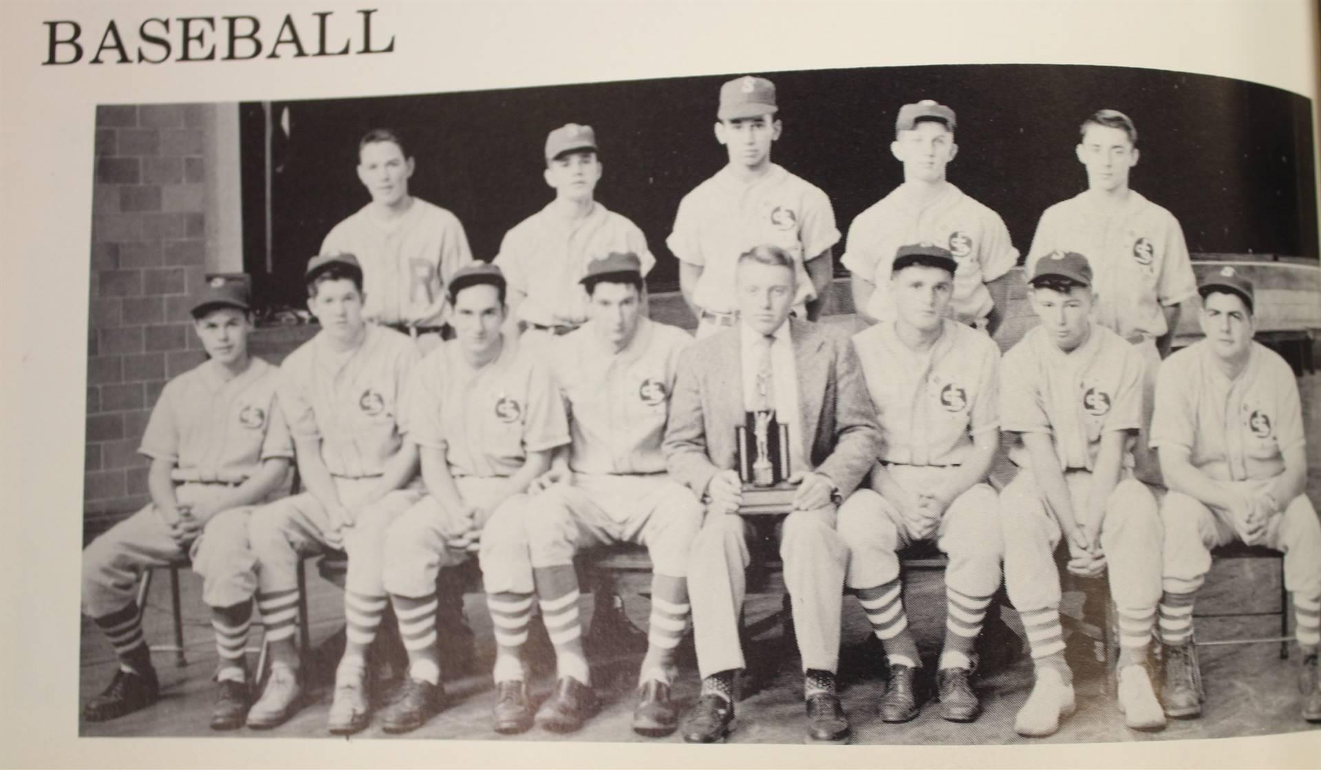 1954 Baseball