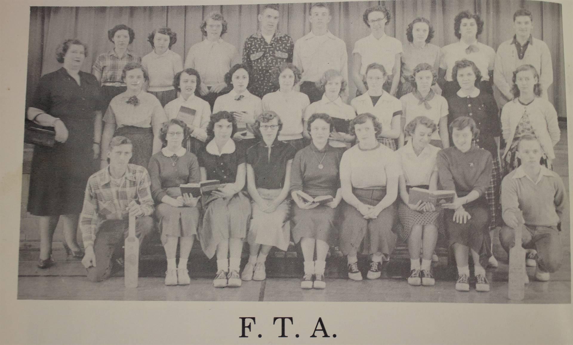 1954 FTA