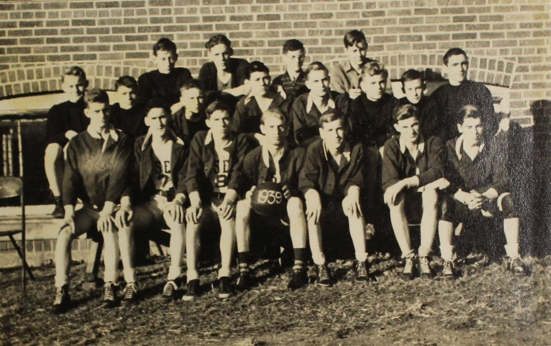 1940 Boys basketball