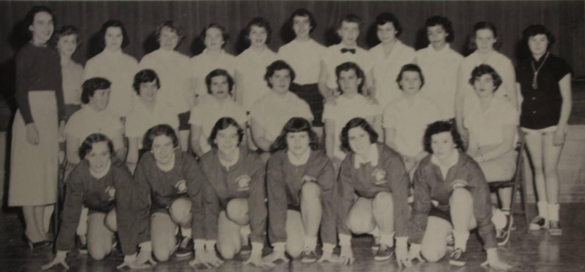 1956 Girls Sports