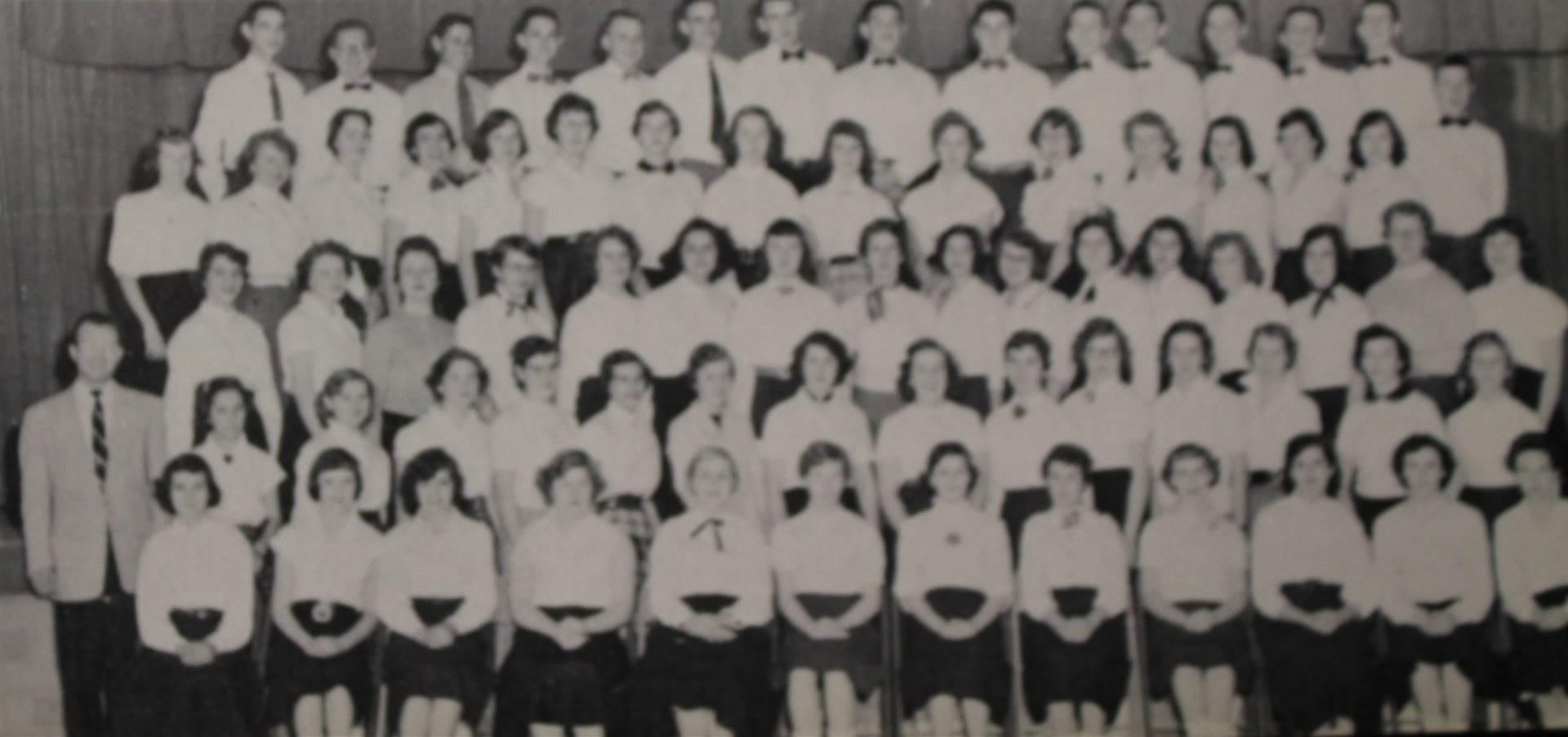 1956 Mixed Chorus