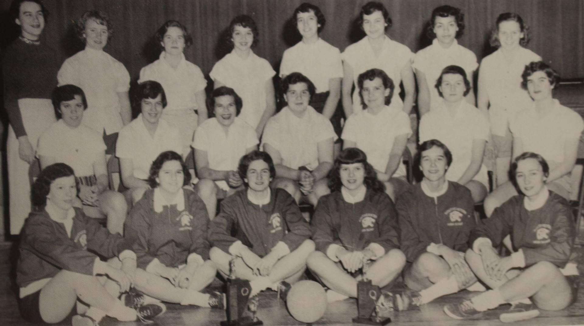 1956 Volleyball