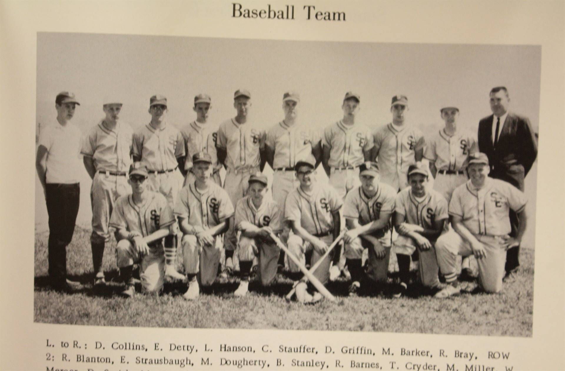 1965 baseball