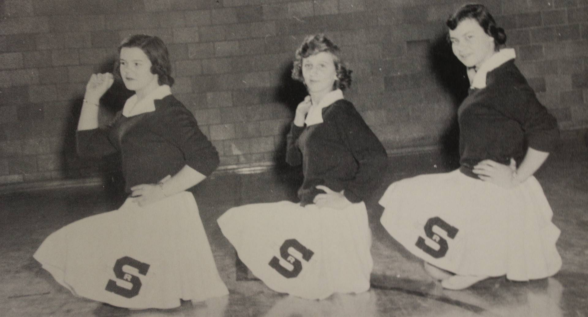 1956 Reserve Cheer