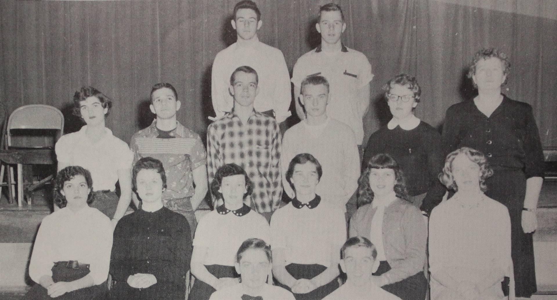 1956 Senior Play