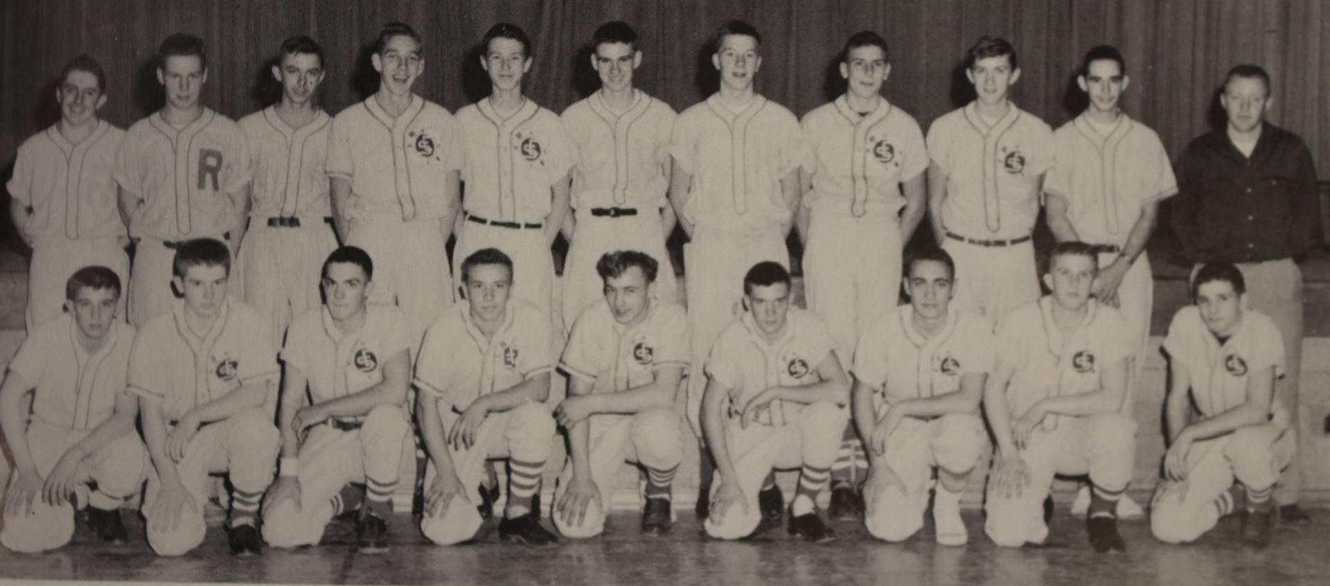 1956 Baseball