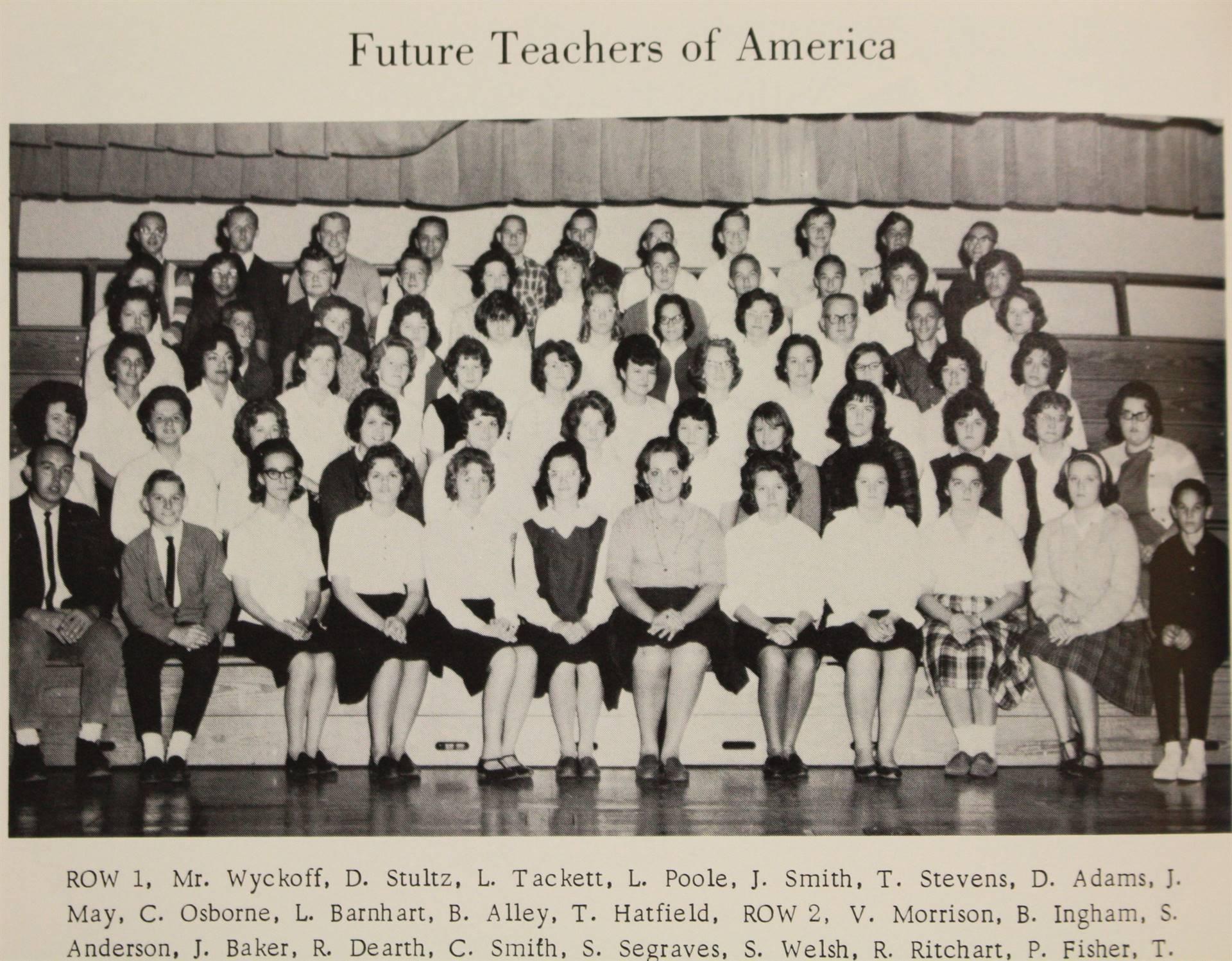 1965 future teachers of america
