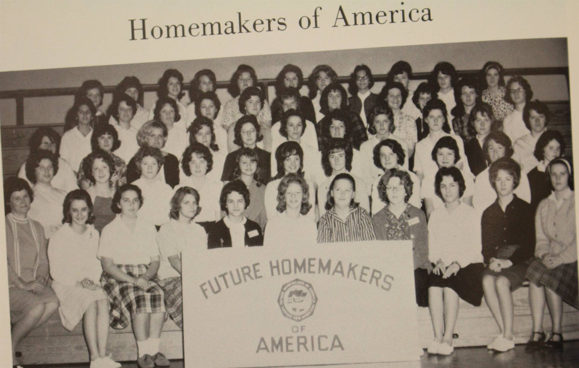 1965 homemakers of america