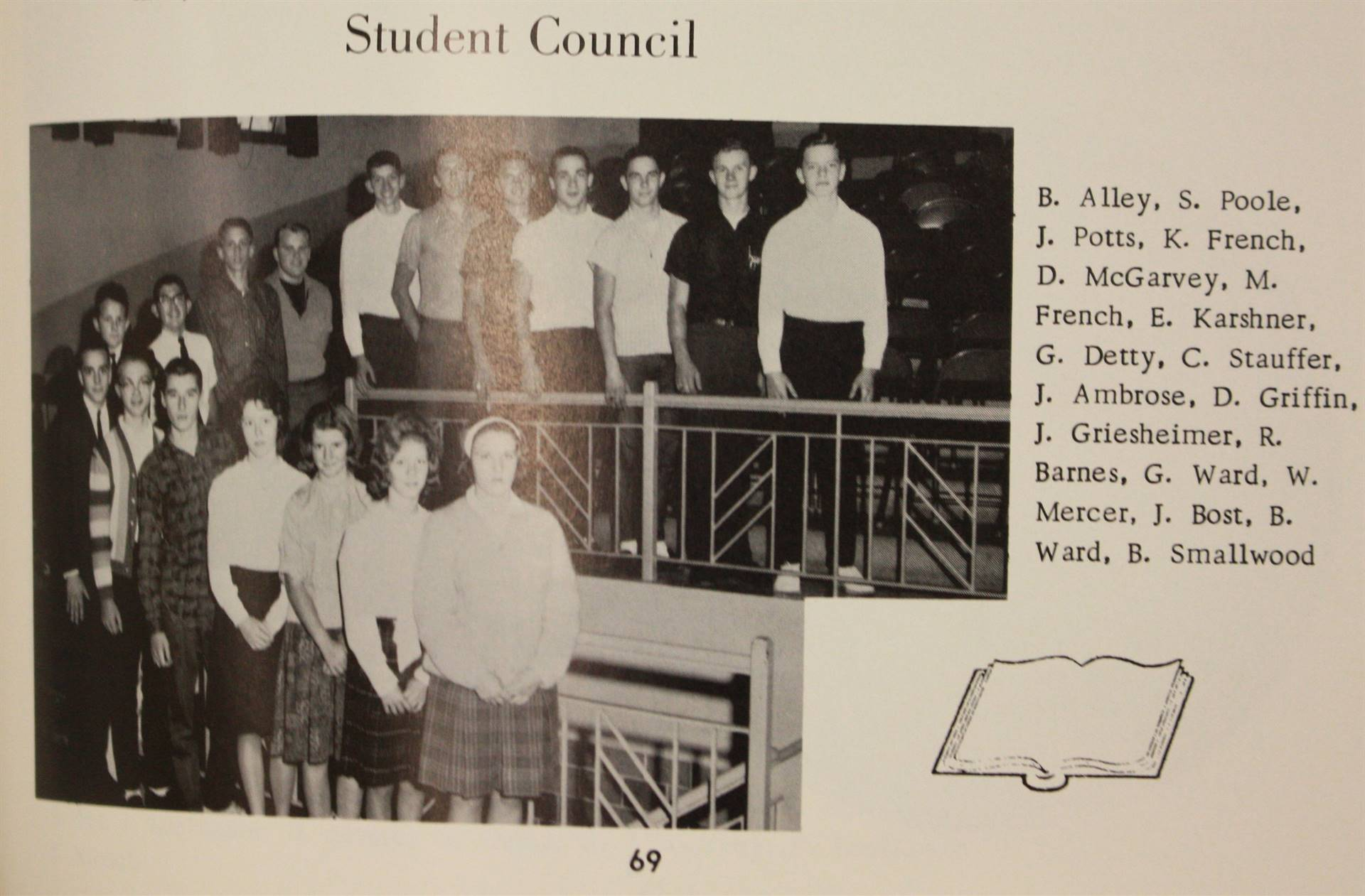 1965 student council