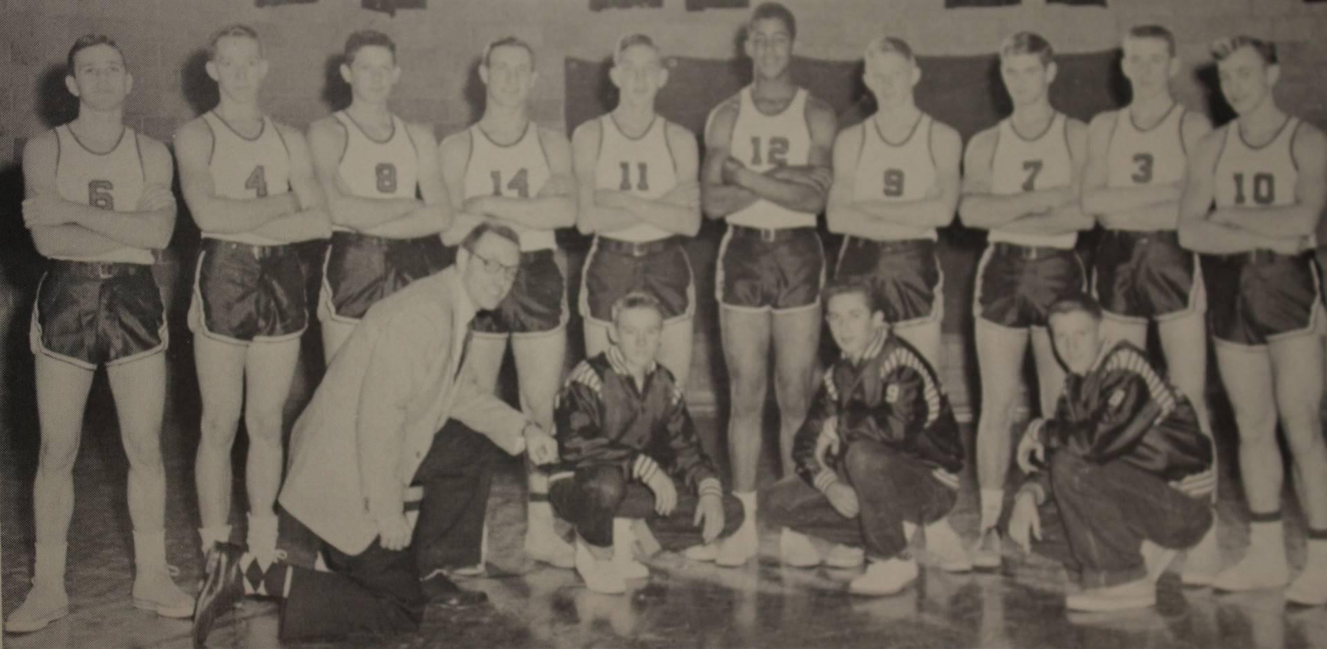 1956 Boys Basketball
