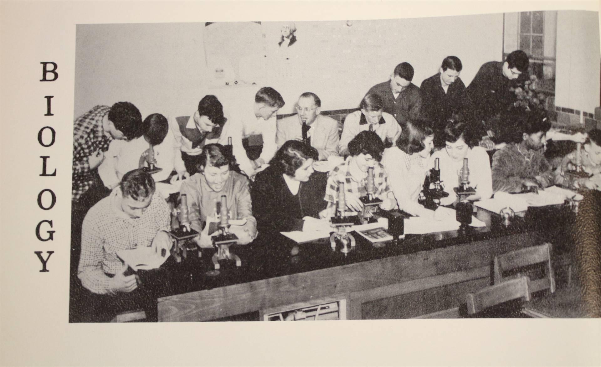 1955 Biology