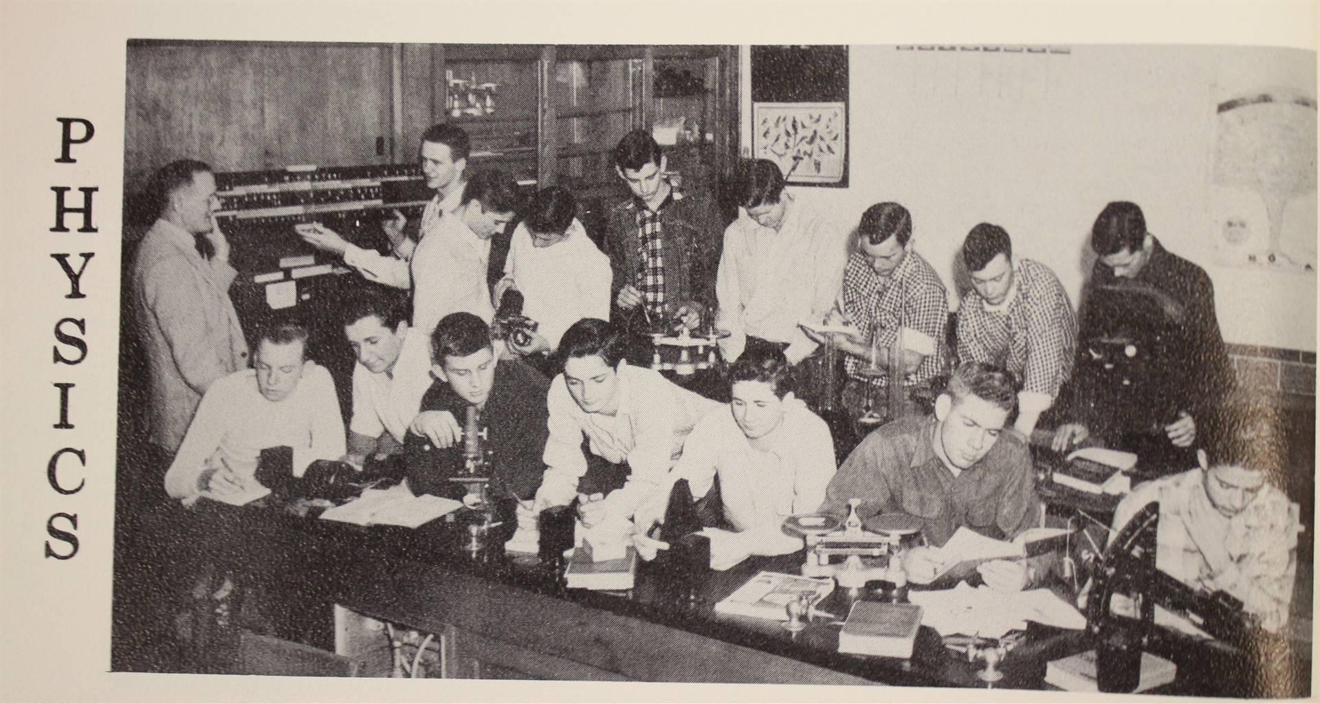 1955 Physics