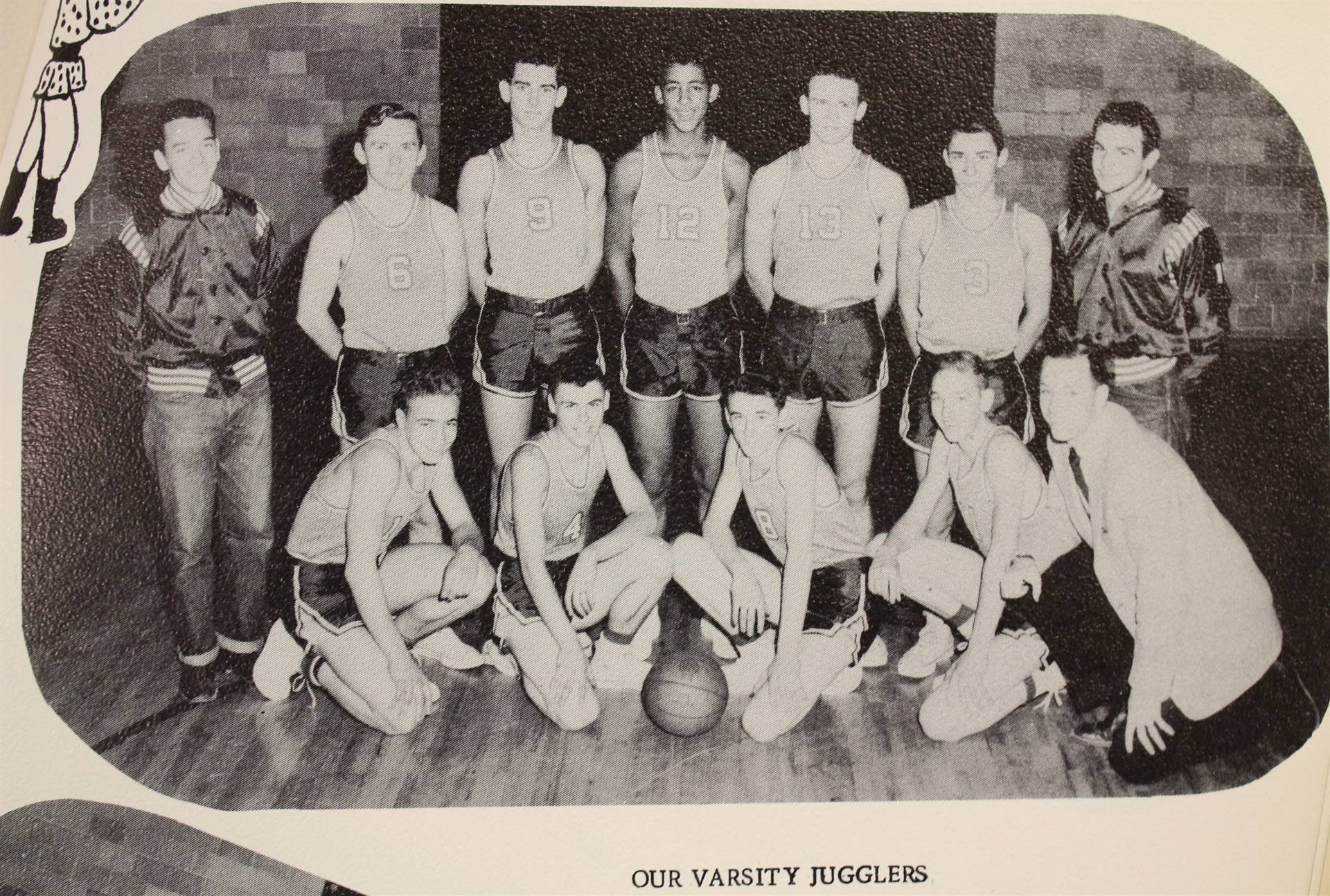 1955 Varsity Jugglers