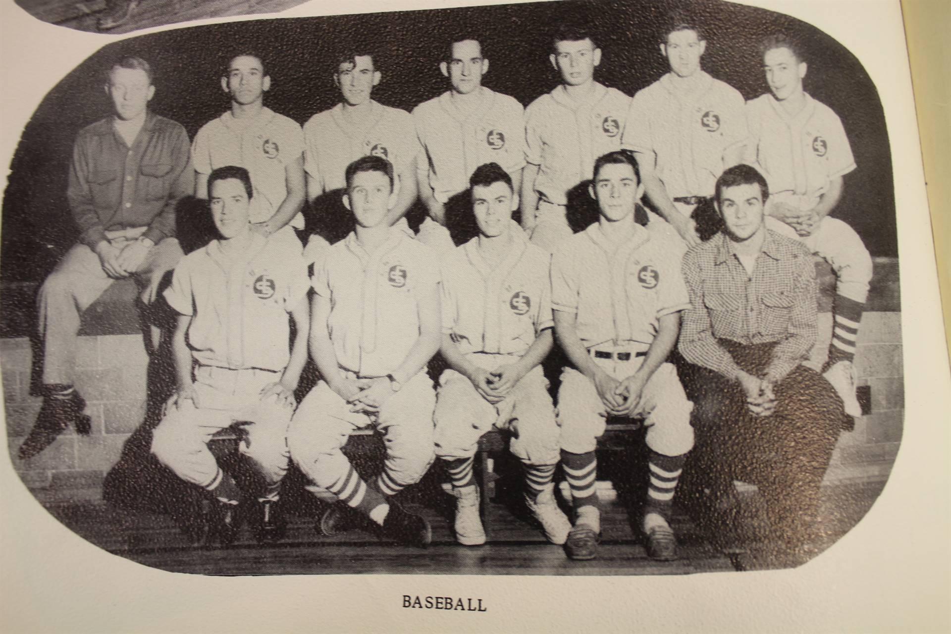 1955 Baseball