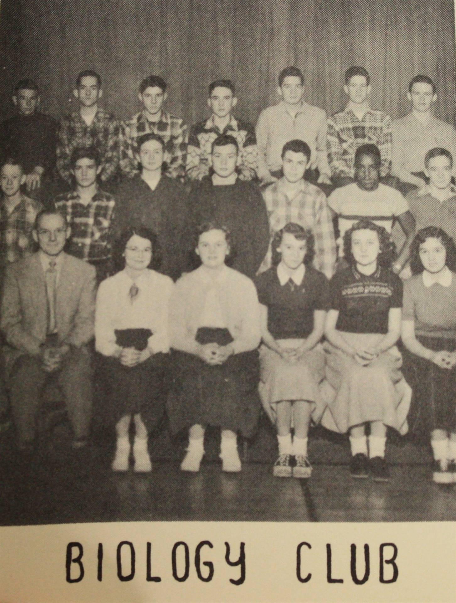 1953 biology club