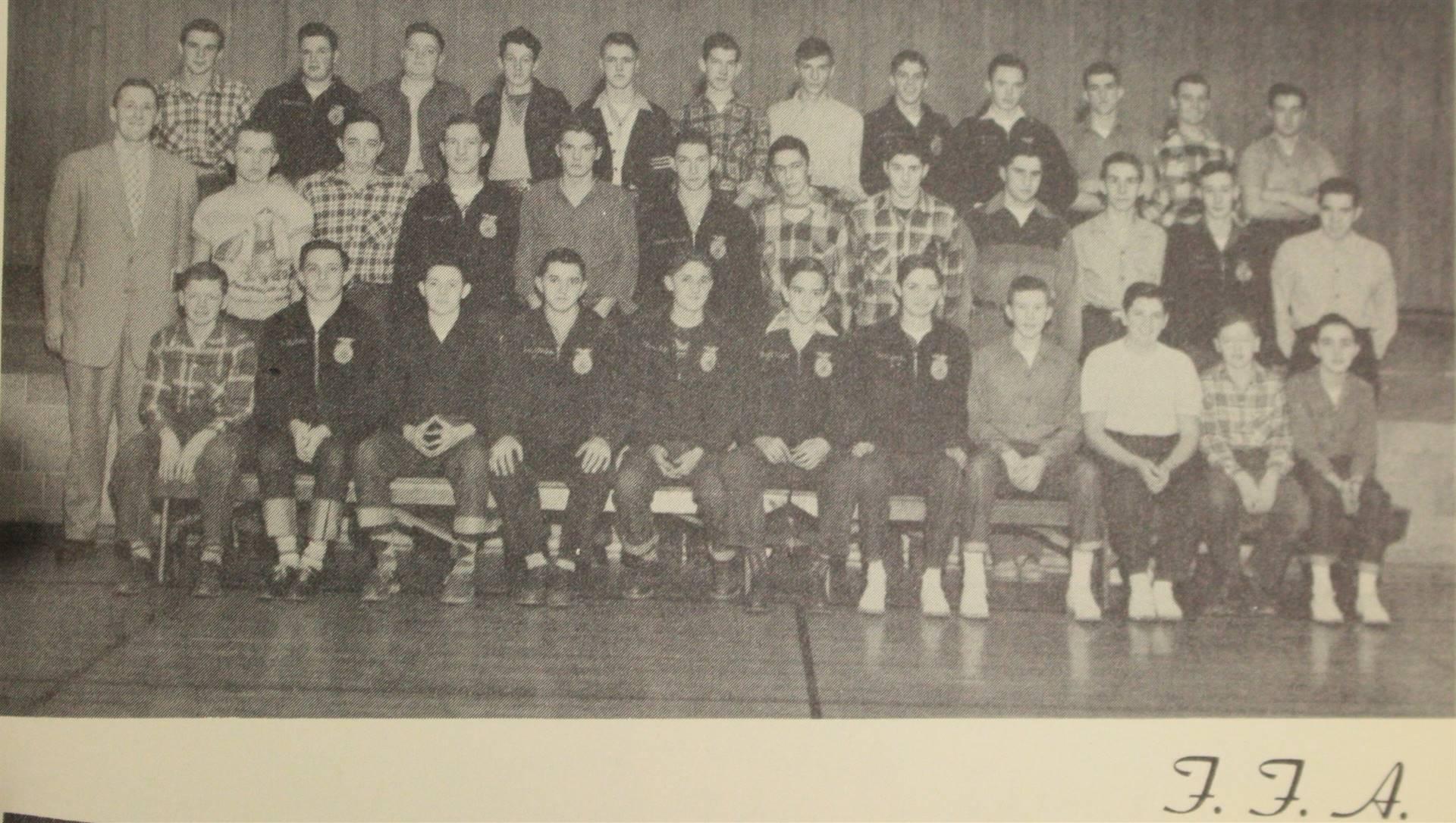 1953 FFA