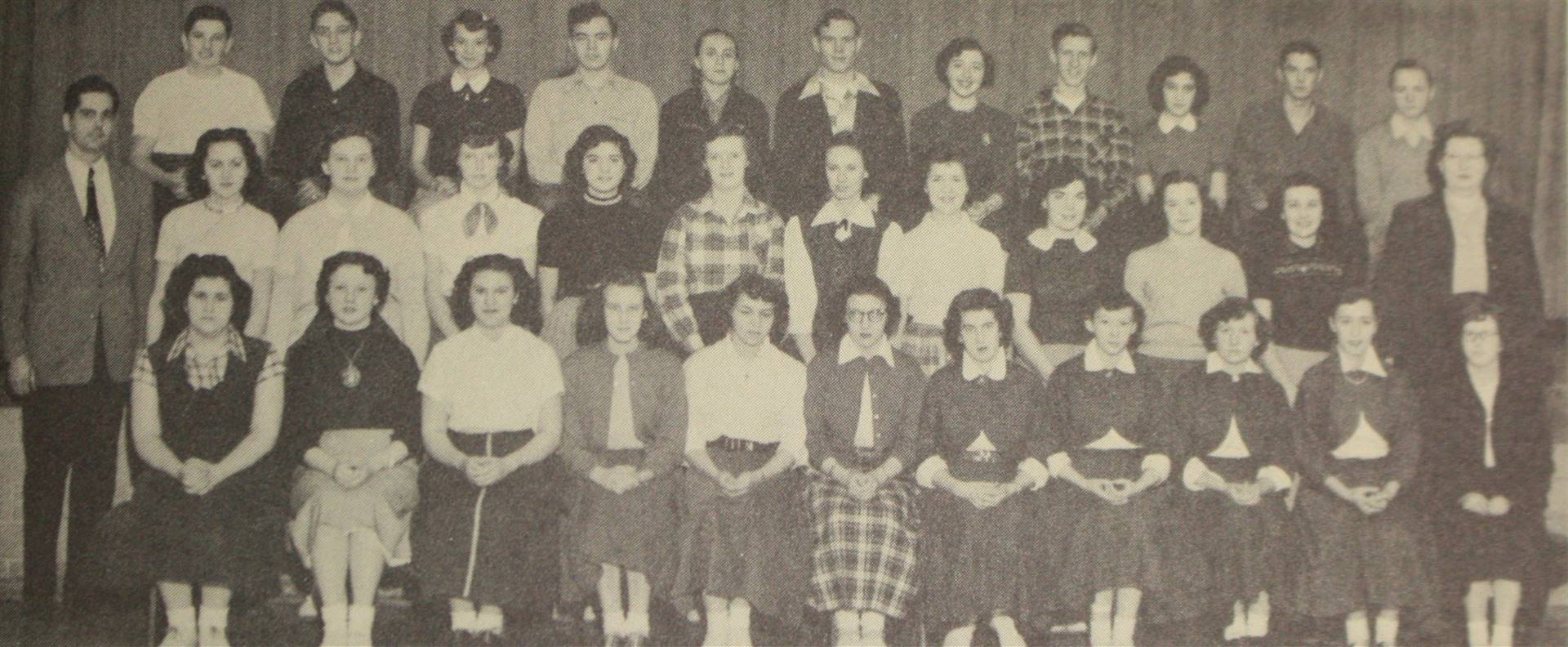 1953 future teachers of america