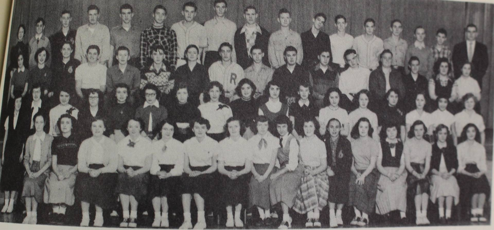 1953 mixed choir