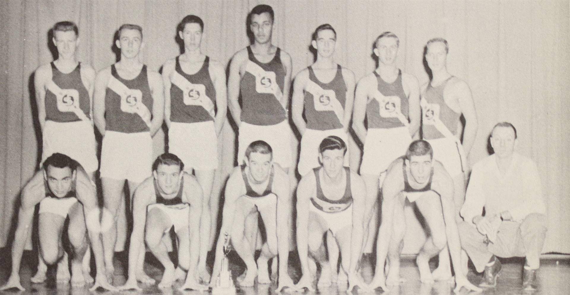 1958 Senior Track