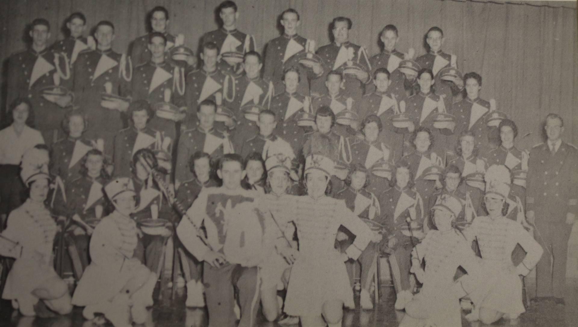 1958 Senior Band