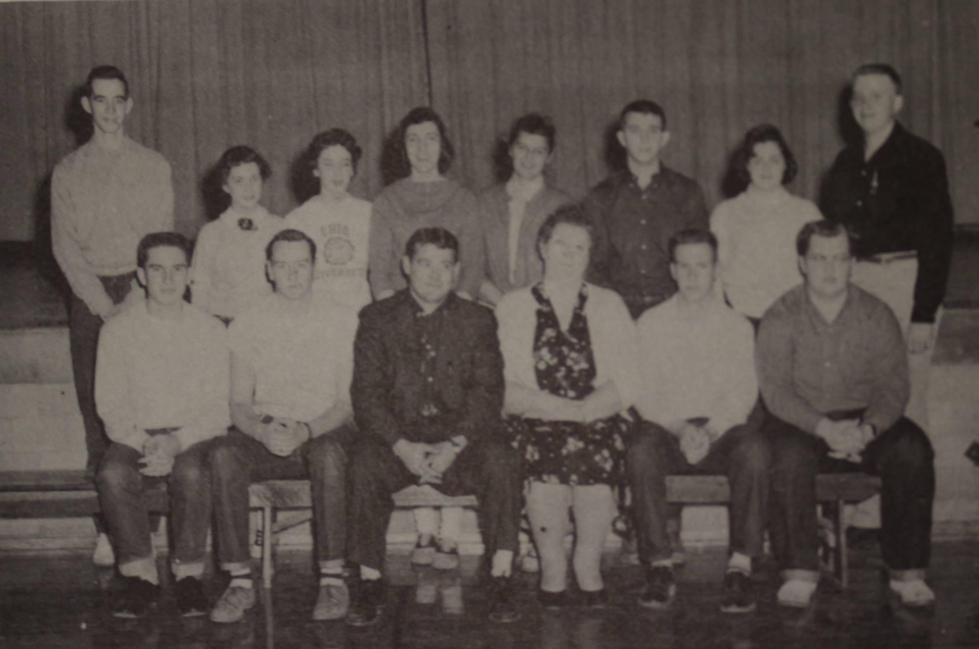 1958 Senior Play