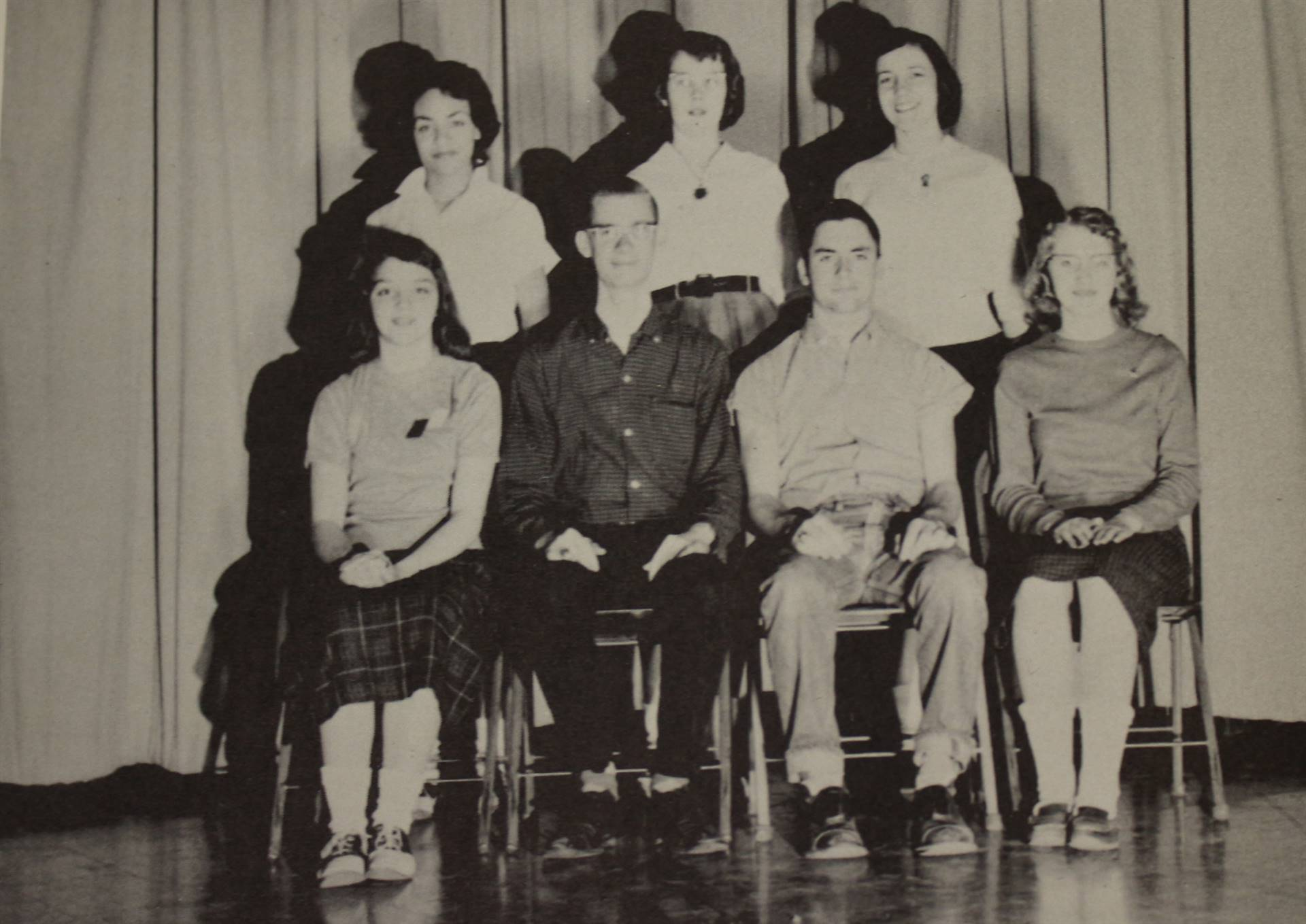 1958 Honor Society