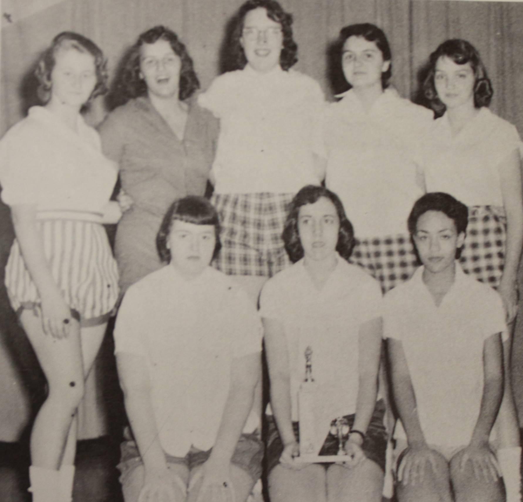 1958 Volleyball