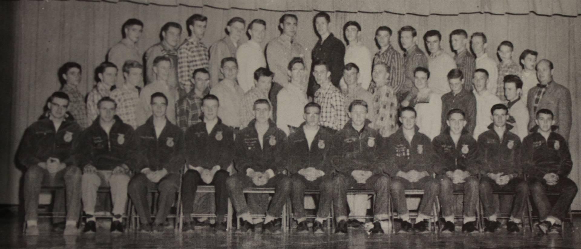 1958 FFA