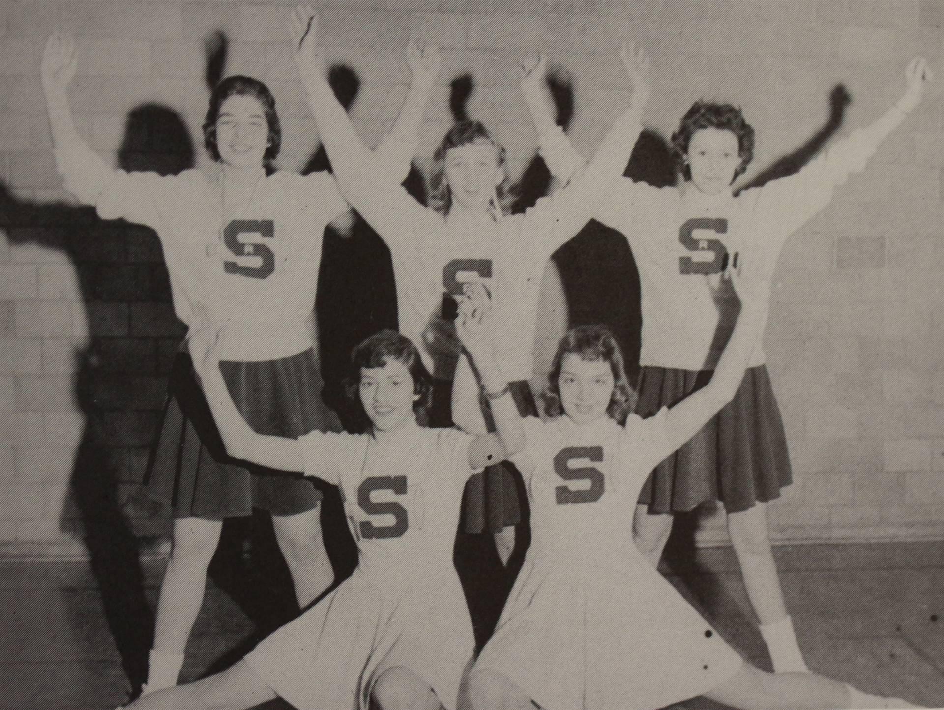 1958 Cheer