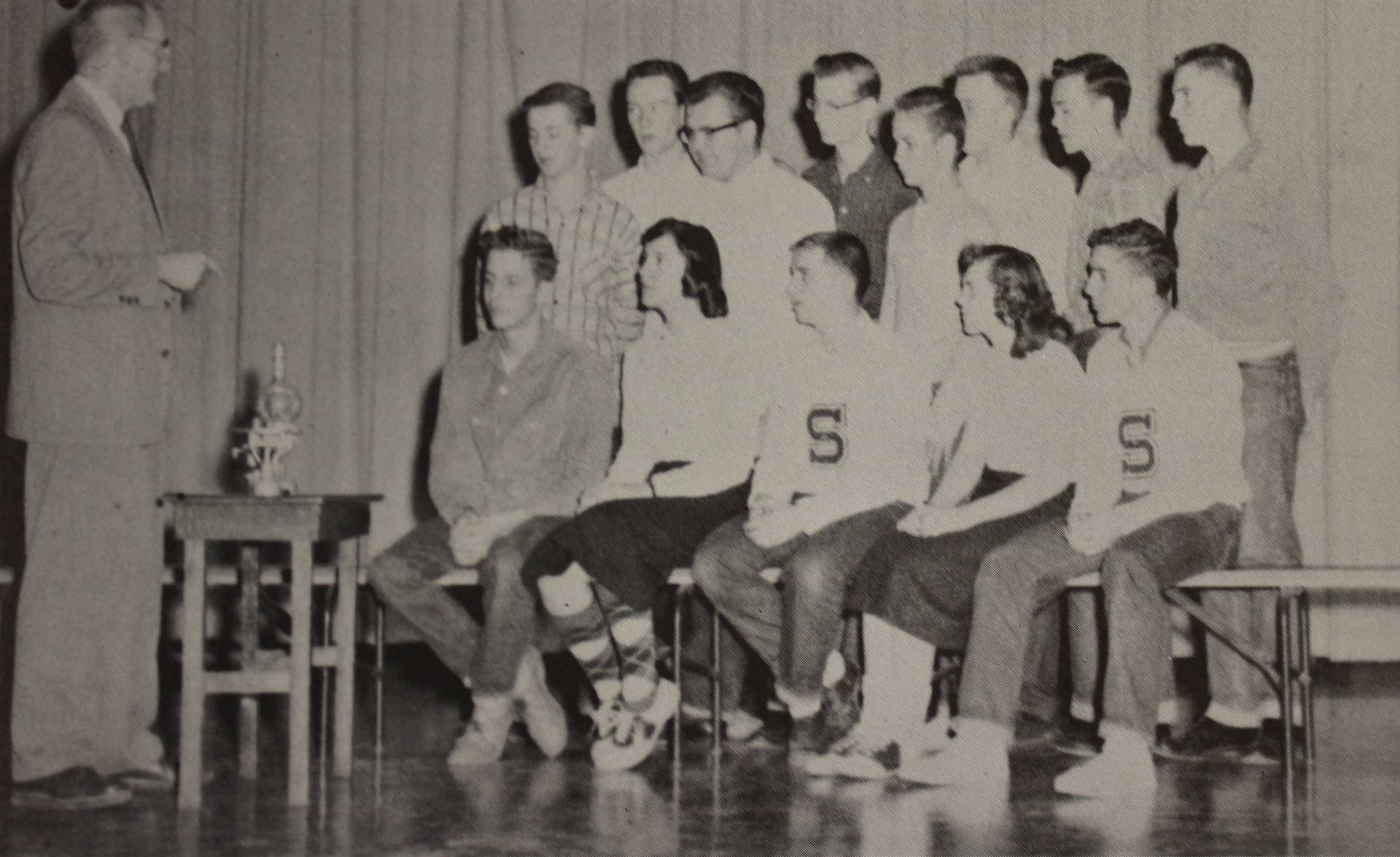 1958 Chemistry Club