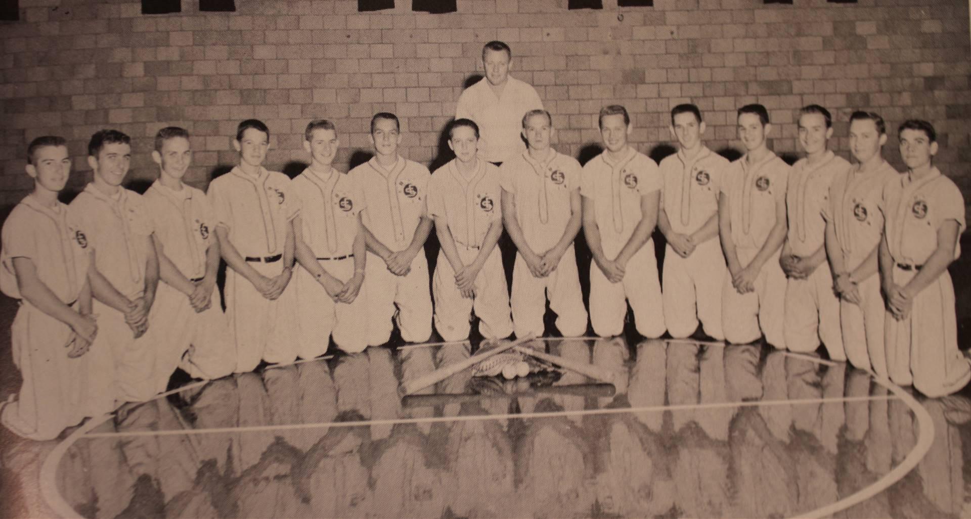 1959 Baseball