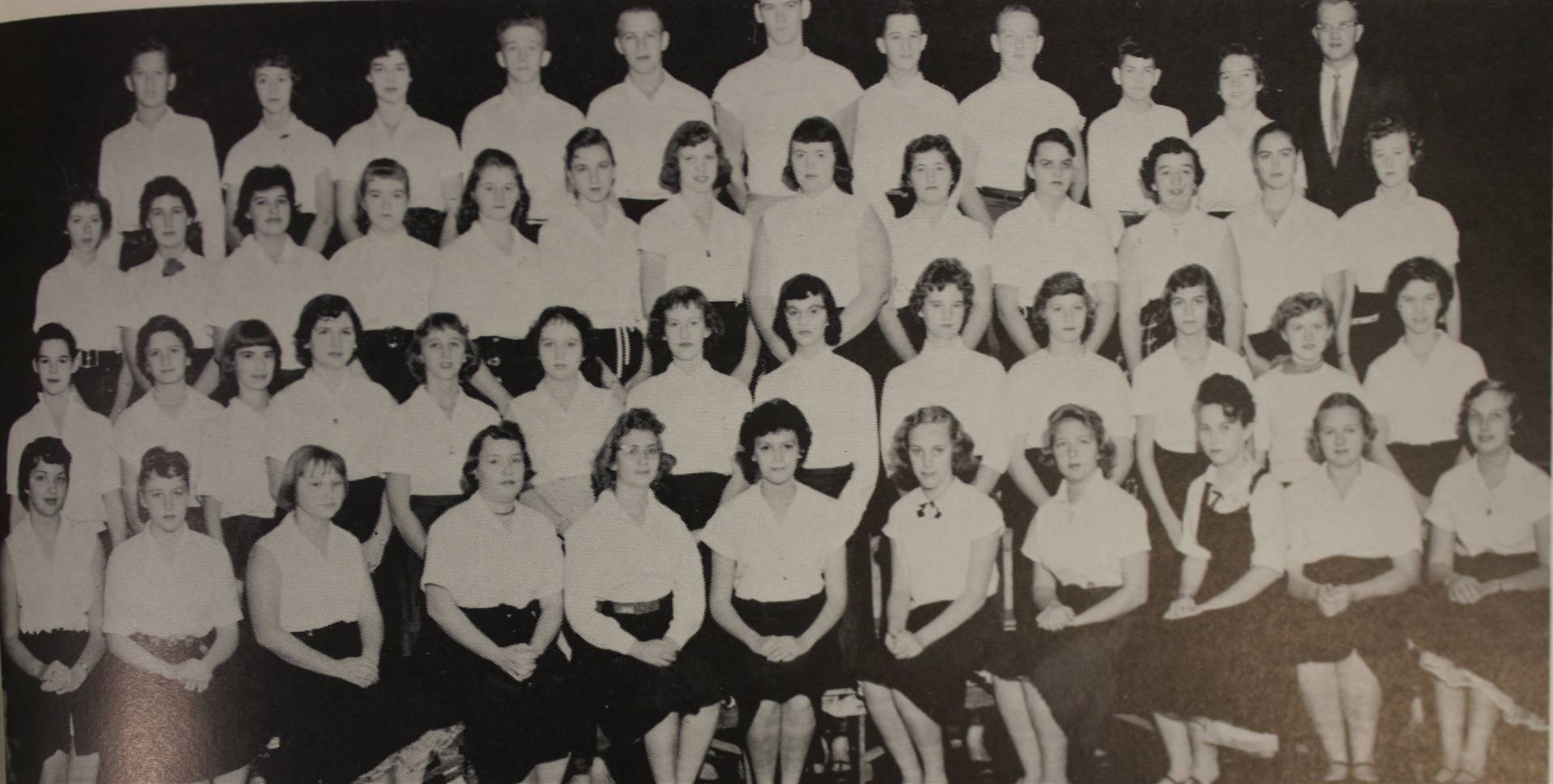 1959 Senior Choir